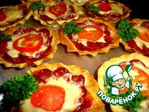 Tarts-pizza
