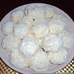 Мини-пирожные Рафаэлло