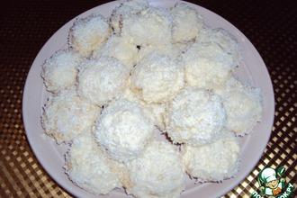 Рецепт: Мини-пирожные Рафаэлло