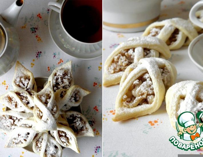 Рецепт: Печенье Чарох