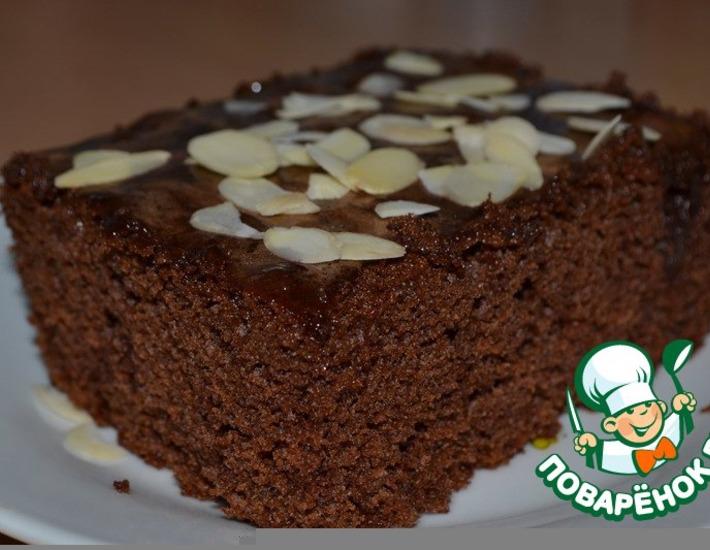 Рецепт: Шоколадный пирог Кухе