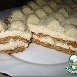 Торт миндальный Рафаэлло