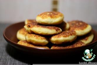 Рецепт: Картофельные зразы с мясом и грибами