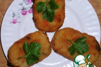 Рецепт: Котлеты без мяса По-индийски