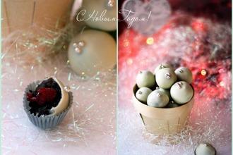 Рецепт: Конфеты Снежки