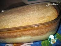Картофельная запеканка с печеночным суфле ингредиенты