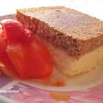 Картофельная запеканка с печеночным суфле