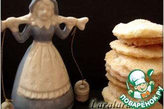 Рецепт: Печенье Девочки из Арнема