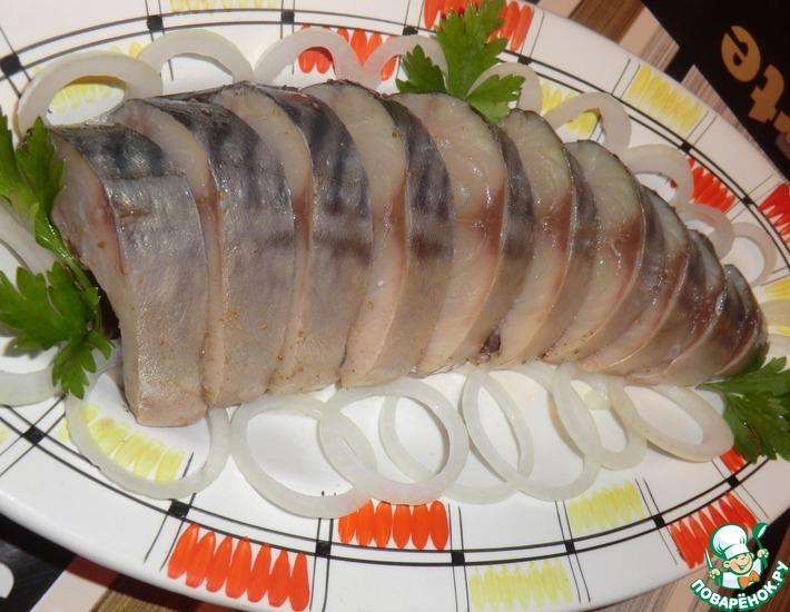 95a830b4e8a7 Скумбрия пряного посола – кулинарный рецепт
