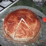 Торт блинный А-ля Тирамису