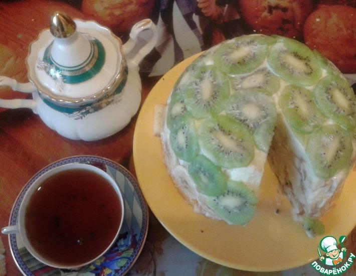 """Торт """"Экзотика"""""""