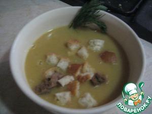 Суп-пюре из тыквы и цветной капусты – кулинарный рецепт
