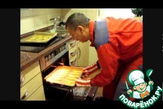 Рецепт: Рождественское немецкое национальное печенье Порше 944