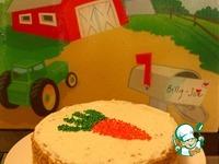 Морковный торт ингредиенты