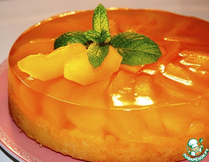 Рецепт: Янтарный пирог Чакката