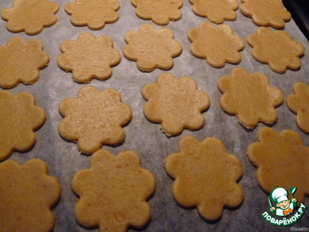 Ischler Toertchen-двойное печенье