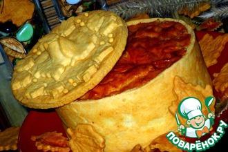 Рецепт: Итальянский пирог Тимбале