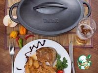 Чугунная посуда без покрытия