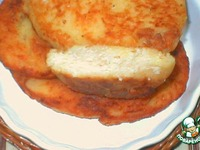 Оладьи с сыром ингредиенты