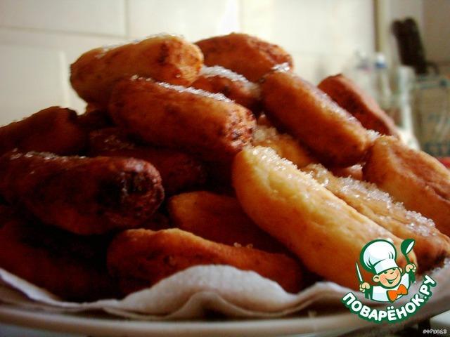 творожные палочки рецепт поваренок