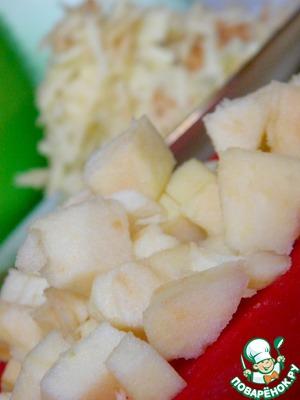 Яблочные сконы – кулинарный рецепт