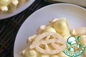 Рецепт: Торт Лимонный восторг