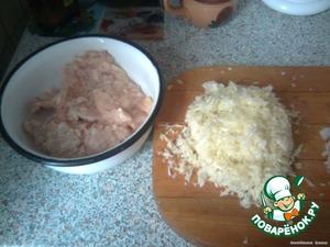 Котлеты с капустой – кулинарный рецепт