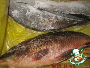 Берем рыбу...свежую или замороженную (лучше свежую конечно).