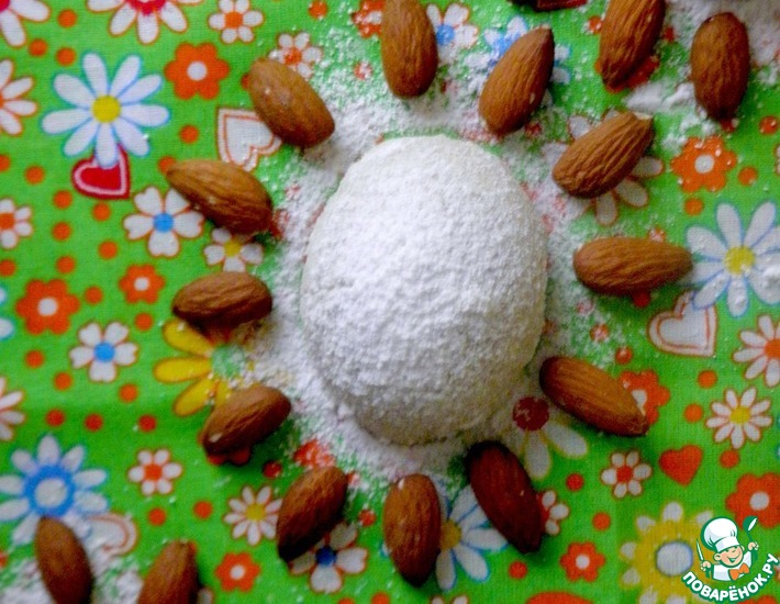 Рецепт: Печенье Польворонес