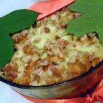 Картофельный гратин со свиной вырезкой – кулинарный рецепт