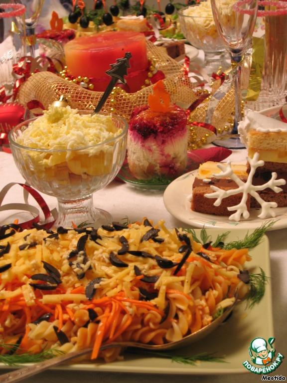 Десерт Тигриное лакомство