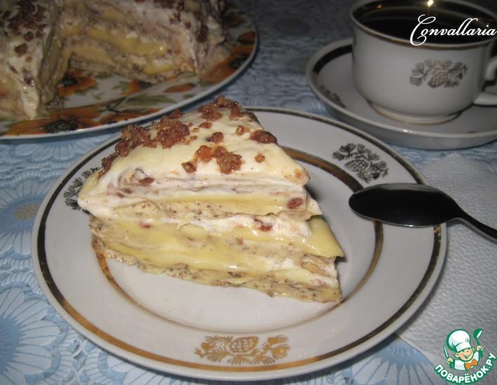 Рецепт: Торт Египет