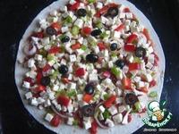 """Пицца """"Соблазнительница"""" ингредиенты"""