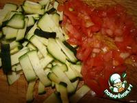 Картофельные биточки с овощами и грибами ингредиенты