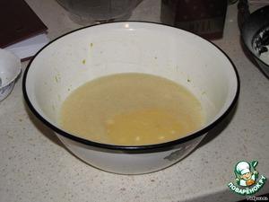 Кекс лимонный на сливках – кулинарный рецепт