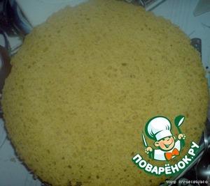 """Торт """"Кофейный козырь"""" – кулинарный рецепт"""