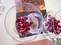 Салат-коктейль с тунцом и гранатом ингредиенты