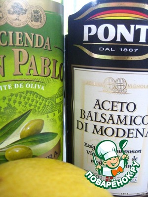 Mix everything, add sprouts and season with olive oil, vinegar, lemon juice and salt to taste.
