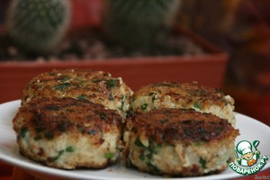 Рыбные котлеты по-тайски – кулинарный рецепт
