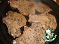 Мясо с соусом Наршараб ингредиенты