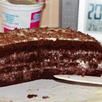 Торт Шоколад на кипятке для мультиварки
