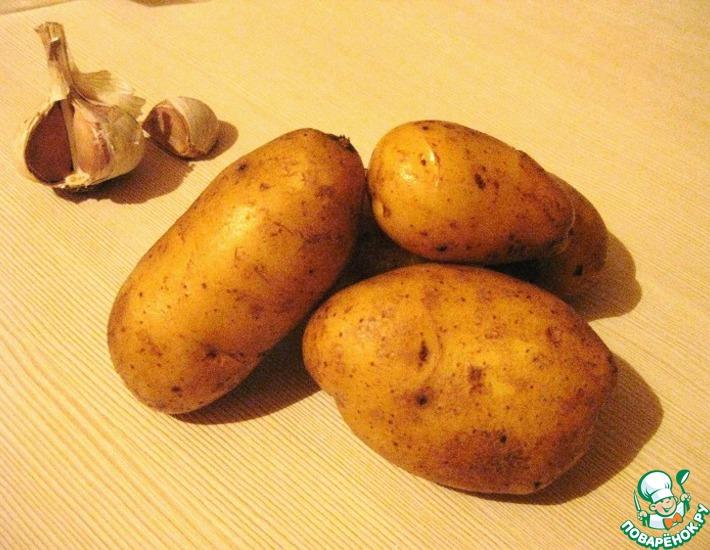 Как очистить молодой картофель без хлопот