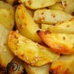 Кунжутный картофель