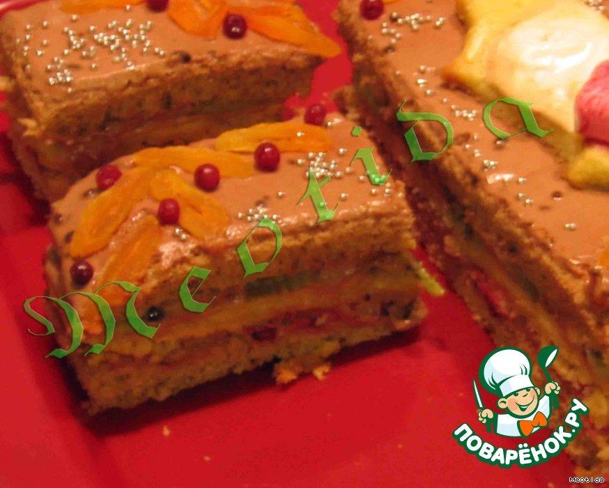 Тортик С Днем Рождения,  Повареночек!