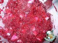Ленивая сельдь под шубой ингредиенты