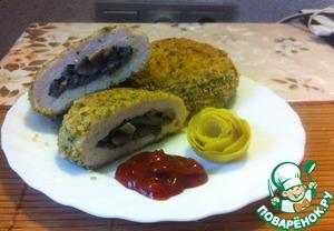 Готовое блюдо можно подавать как с гарниром, так и как отдельное блюдо. Ваши родные обязательно оценят это блюдо!      Приятного аппетита!