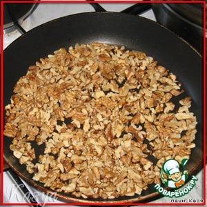 Орехово-сухарное печенье – кулинарный рецепт