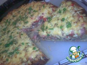 Пирог-пицца