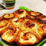 Дрожжевой пирог Бабушкин тутманик