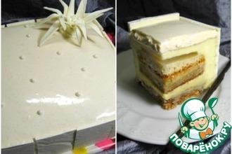 Рецепт: Ангельский торт v8 от Адриано Зумбо